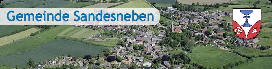 Gemeinde Sandesneben